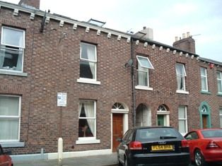 Thumbnail 1 bed flat to rent in Garden Street, Carlisle