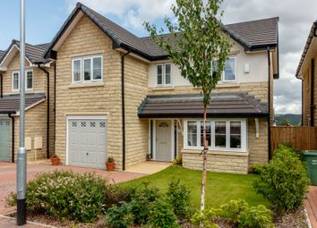Thumbnail 4 bed detached house for sale in St Mary's Avenue, Netherthong, Holmfirth