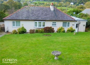 Thumbnail 3 bed detached bungalow for sale in Rowen, Conwy