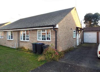 Thumbnail 2 bedroom bungalow to rent in Hampton Close, Herne Bay