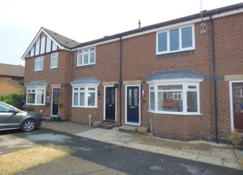 Thumbnail 2 bed terraced house for sale in Carlton Rise, Beverley