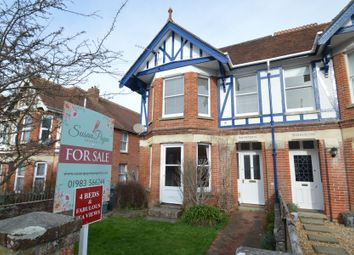 Thumbnail 4 bed maisonette for sale in Ryde Road, Seaview