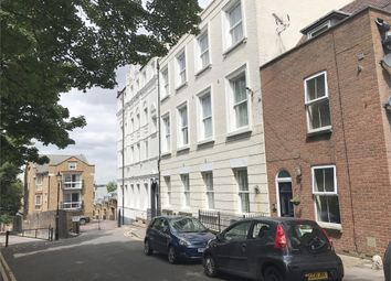 Thumbnail 1 bedroom flat for sale in Pleasant Row, Brompton, Kent.