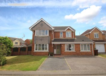 Thumbnail 5 bedroom detached house for sale in Pendragon Place, South Elmsall