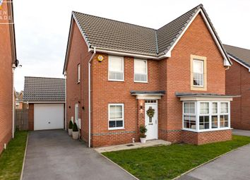 4 bed detached house for sale in Redshank Drive, Scunthorpe DN16