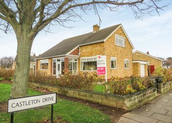 Thumbnail 3 bed detached house for sale in Castleton Drive, Billingham