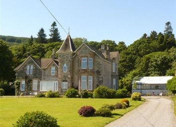 Thumbnail 4 bed flat for sale in Newton Linn 92B Shore Road, Innellan