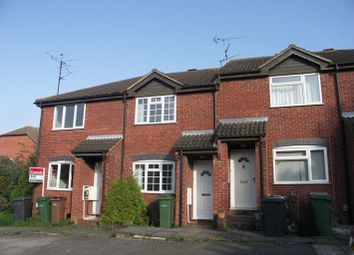 Thumbnail 2 bedroom terraced house to rent in Benington Close, Luton