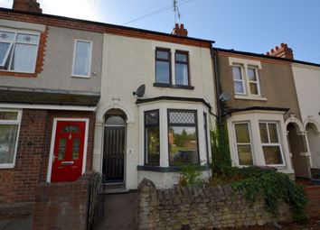 Thumbnail 3 bed terraced house to rent in Glan-Y-Mor Terrace, Northampton