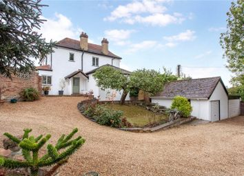 Thumbnail 5 bed detached house to rent in Crowmarsh Hill, Crowmarsh, Oxfordshire