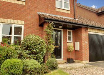 Thumbnail 3 bed detached house for sale in Sackville Close, Beverley