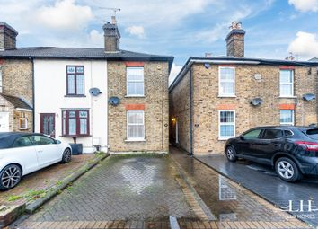 Thumbnail 2 bed end terrace house for sale in Brentwood Road, Gidea Park