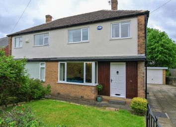 Thumbnail 3 bed semi-detached house for sale in Rawthorpe Lane, Dalton, Huddersfield