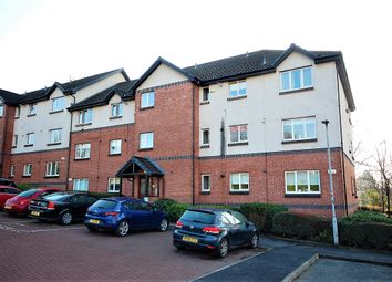Thumbnail 1 bedroom flat for sale in Ellon Way, Paisley