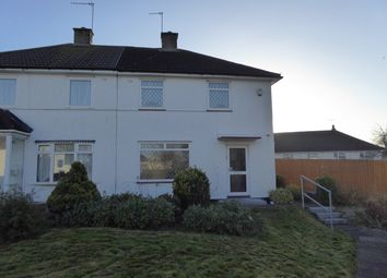 Thumbnail 2 bed semi-detached house for sale in Merrishaw Road, Northfield, Birmingham