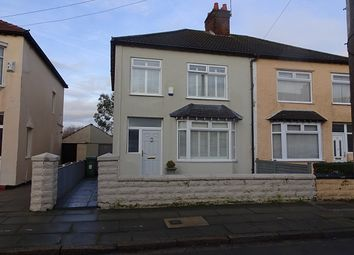 3 bed semi-detached house for sale in Lynholme Road, Anfield, Liverpool L4