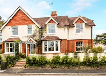 Thumbnail 5 bedroom detached house for sale in Mill Lane, Yateley, Hampshire