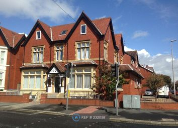 Thumbnail 2 bed flat to rent in Park Road, Blackpool