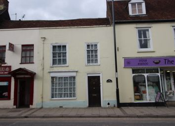 Thumbnail 4 bed terraced house for sale in East Street, Blandford Forum
