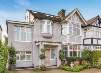 Thumbnail 6 bed semi-detached house for sale in Mount Pleasant Road, Brondesbury Park, London