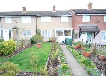 Thumbnail 3 bed terraced house for sale in Meadowcroft, Aylesbury
