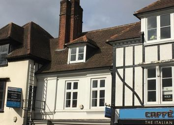 Thumbnail 1 bedroom flat for sale in Castle Street, Farnham, Surrey