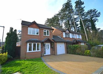 Thumbnail 3 bed link-detached house for sale in Baldwin Close, Abington, Northampton