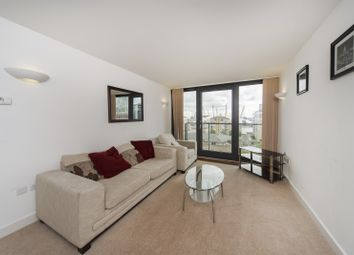 Thumbnail 1 bed flat for sale in Elektron Tower, London