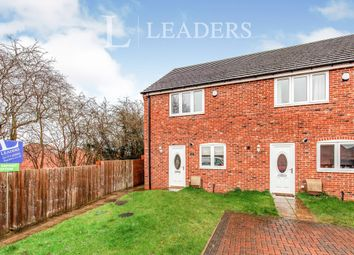 3 bed town house to rent in Carlyle Gardens, Heanor DE75