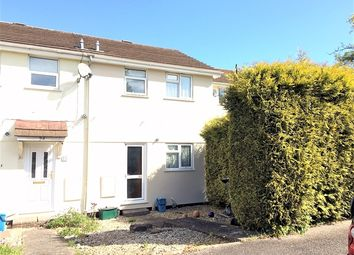 Thumbnail 3 bedroom end terrace house for sale in Rosewell Close, Honiton