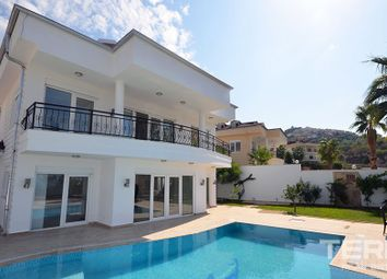 Thumbnail 4 bed villa for sale in Alanya, Kargıcak, Mediterranean, Turkey