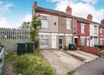 Thumbnail 2 bedroom end terrace house for sale in Cashs Lane, Foleshill, Coventry, West Midlands