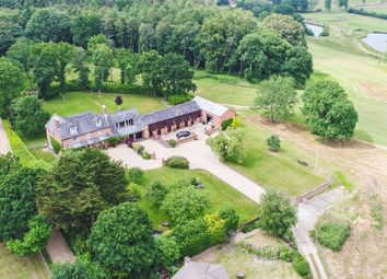 Thumbnail 7 bed farmhouse for sale in Greenwood Lane, Durley, Southampton