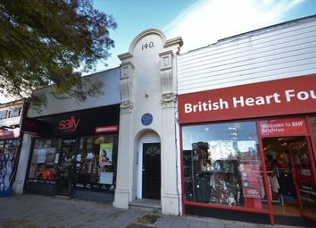 Thumbnail 2 bed flat to rent in Western Road, Brighton, Direct Sea Views