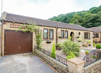Thumbnail 3 bed detached bungalow for sale in River Holme View, Brockholes, Holmfirth
