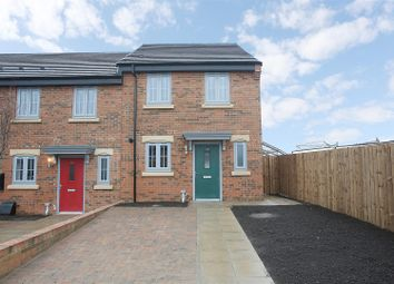 Thumbnail 2 bed end terrace house for sale in Furrow Grange, Brookland Park, Middlesbrough