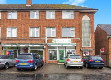 Thumbnail 3 bedroom flat for sale in Brabazon Road, Oadby, Leicester