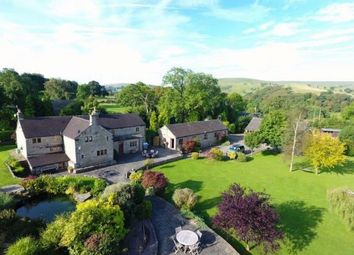 Thumbnail 5 bed detached house for sale in Kettleshulme, High Peak, Cheshire