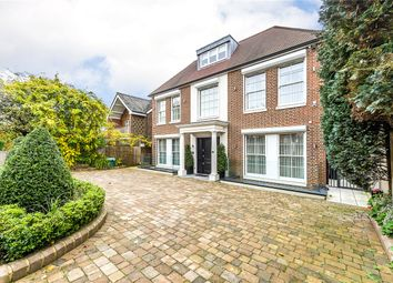 Thumbnail 6 bedroom detached house to rent in Sheldon Avenue, Highgate, London