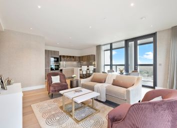 Thumbnail 3 bed flat for sale in Lockington Road, London