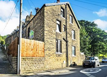 Thumbnail 3 bed terraced house for sale in Cliffe Terrace, Keighley