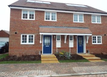 Thumbnail 3 bed property to rent in Blackwood Avenue, Letchworth Garden City