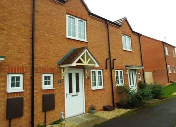 Thumbnail 2 bed terraced house to rent in Viburnum Walk, Evesham