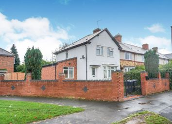 4 bed terraced house for sale in Overton Road, Birmingham B27