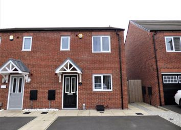 Thumbnail 3 bed semi-detached house for sale in Wellens Walk, St. Helens