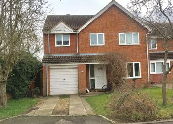 Thumbnail 5 bedroom detached house for sale in Fairford Way, Bicester