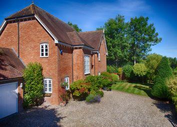 Cleves Lane, Upton Grey, Basingstoke, Hampshire RG25. 5 bed detached house