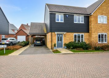 Ryeland Way, Kingsnorth, Ashford TN25. 4 bed semi-detached house for sale