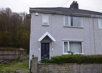 Thumbnail 3 bed semi-detached house for sale in Ynys Y Nos, Glynneath, Neath .