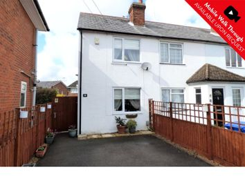 Thumbnail 2 bed end terrace house for sale in Marrowbrook Lane, Farnborough, Hampshire